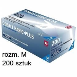 COBALT BASIC-PLUS nitrylowe mocne rękawice rozmiar M 200