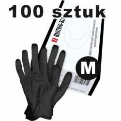 Rękawice nitrylowe MOCNE...