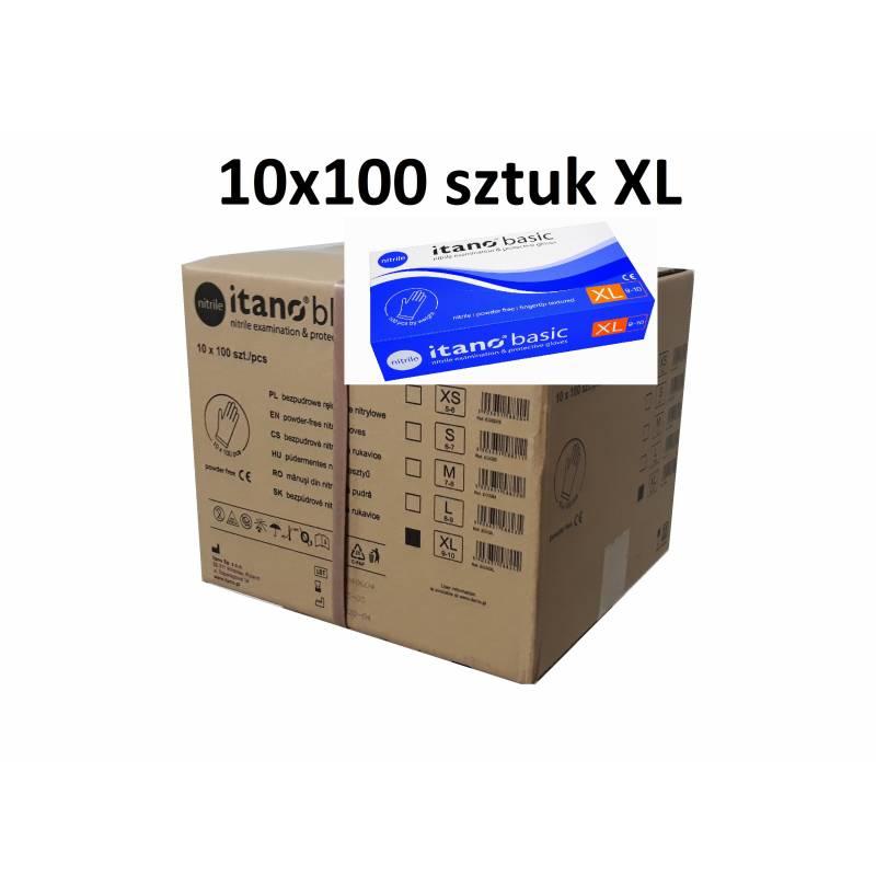 itano Basic XL 10x100