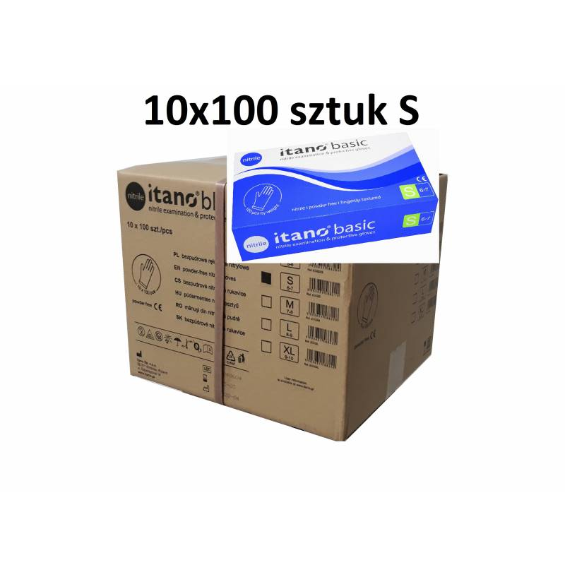 itano Basic S 10x100