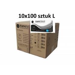itano Black L 10x100