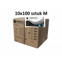 itano Black M 10x100