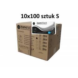 itano Black S 10x100