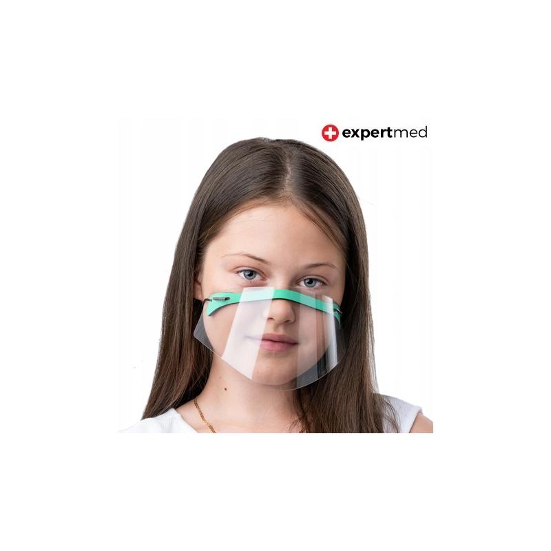Mini przyłbica dla dzieci KIDS